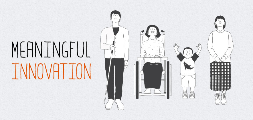 [Design Story] Samsung's Meaningful Design Promises Accessibility for All