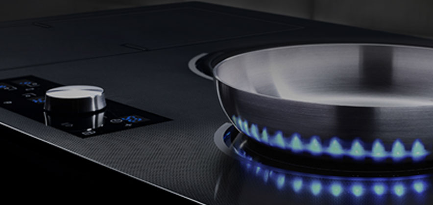 [Design Story] Chef Collection: Virtual Flames Stoke Passion for Cooking