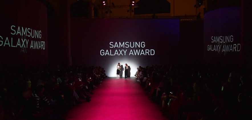Samsung and International Talent Support Announce Samsung Galaxy Award for Emerging Young Designers