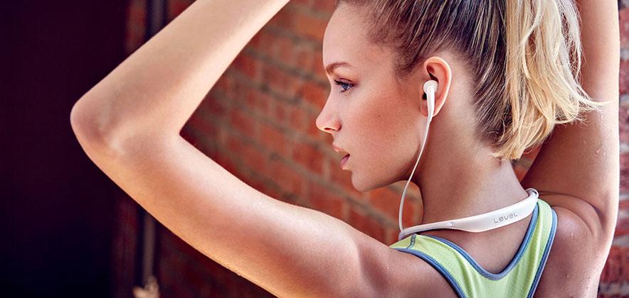 samsung announces new level u wireless bluetooth headset
