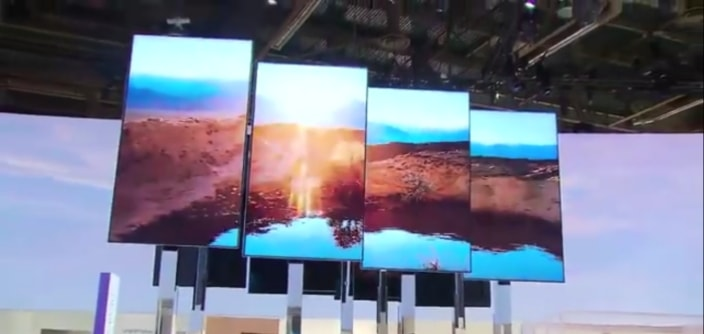 What's Hot: New Monitors [Day 2] Samsung Tomorrow TV @ CES2013