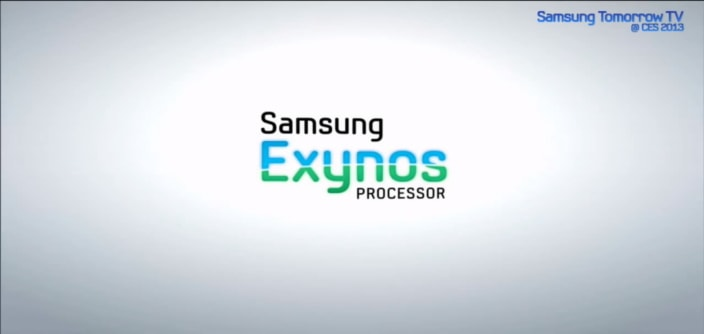 What's Hot: Exynos5 [Day 3] Samsung Tomorrow TV @ CES2013