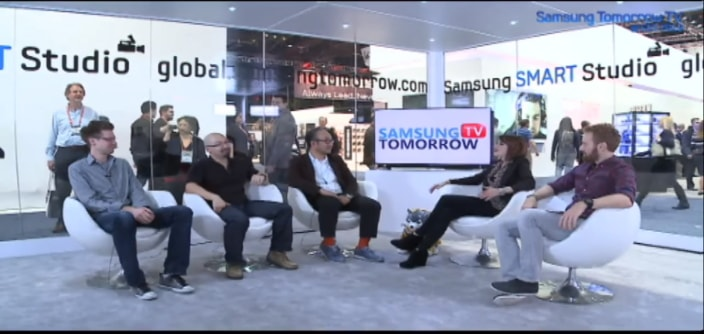 Samsung Exec Talks about Product Innovation [Day 4] Samsung Tomorrow TV @ CES 2013