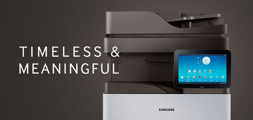 [Design Story] The Deeper Meaning of Design: Samsung's MX Series of Printers