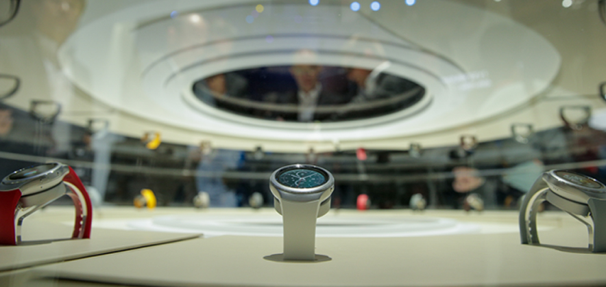 the future gets a twist at the gear s2 showcase samsung