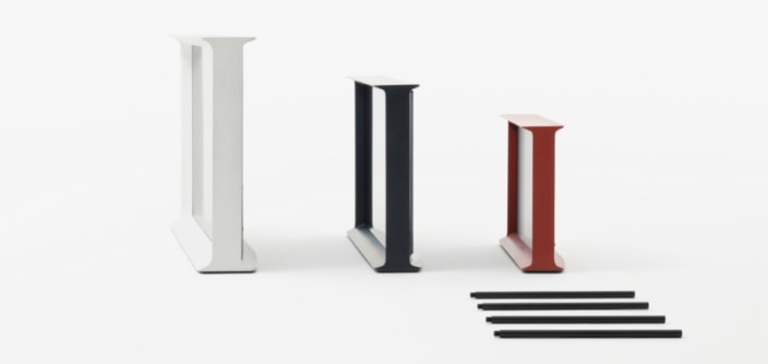 Samsung Serif TV Redefines TV Design, Thanks to Collaboration with Bouroullec Brothers