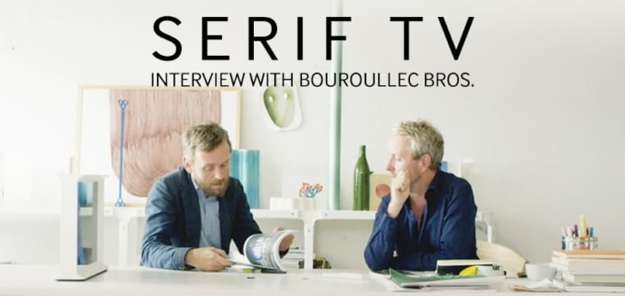 Bouroullec Brothers Talk the Design Behind Serif TV