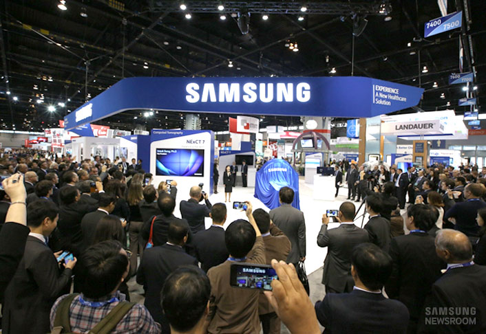 Samsung Electronics Unveils an Expanded Portfolio of Medical Imaging Solutions at RSNA 2015