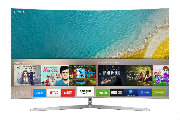 samsung reveals spectacular 2016 suhd tv lineup to begin a new decade of global tv leadership. Black Bedroom Furniture Sets. Home Design Ideas