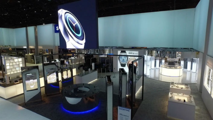 Samsung At Ces 2016 Creates An In Sync With Real Life