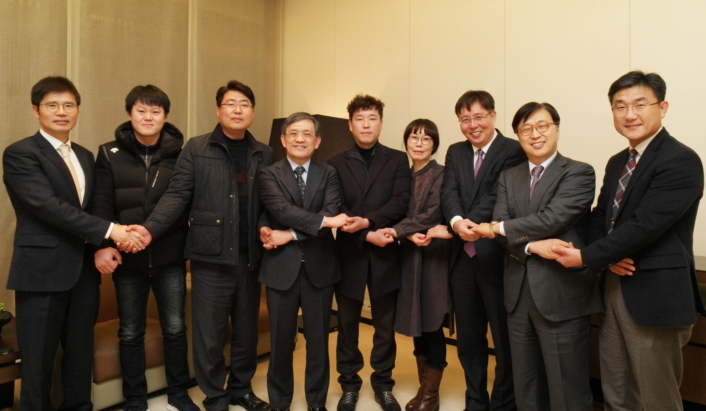Samsung Electronics' CEO Met With the Family Committee and Made Apology to the Affected Families