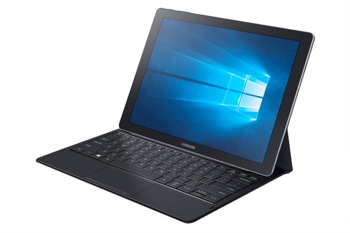 GalaxyTabProS_Main_1 Samsung Unveils Galaxy TabPro S, 2-in-1 Tablet with Windows 10