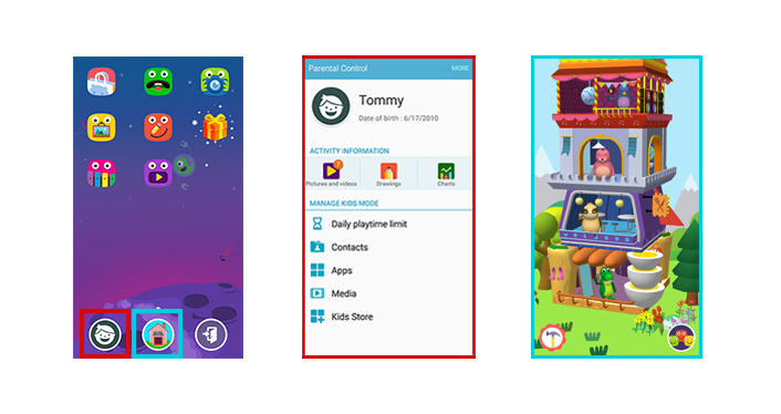 how to get rid of parental controls on play store