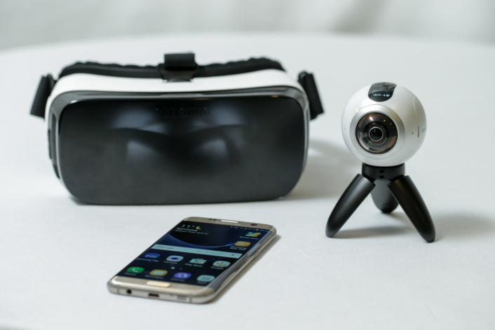 Hands-On] Transforming How We Share Memories with Gear 360