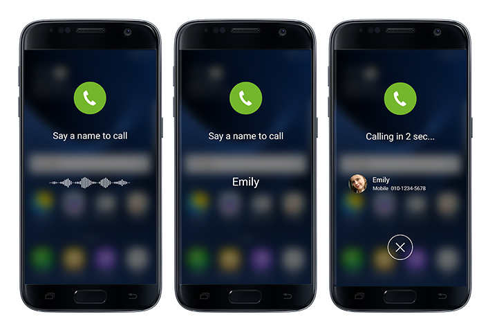 Quick Dial The Easy Fast Way To Make A Phone Call Samsung Global