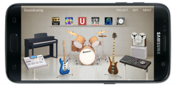 New Samsung Soundcamp Features Strike a Chord with Digital Music Creators
