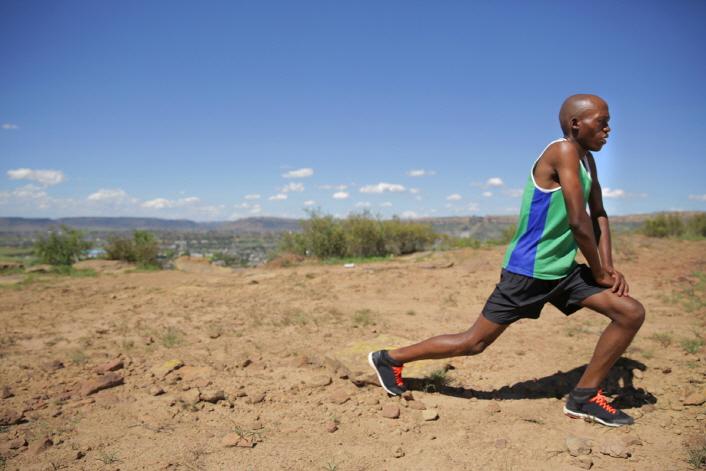 706_Marathon_Tsepo Mathibelle_Action