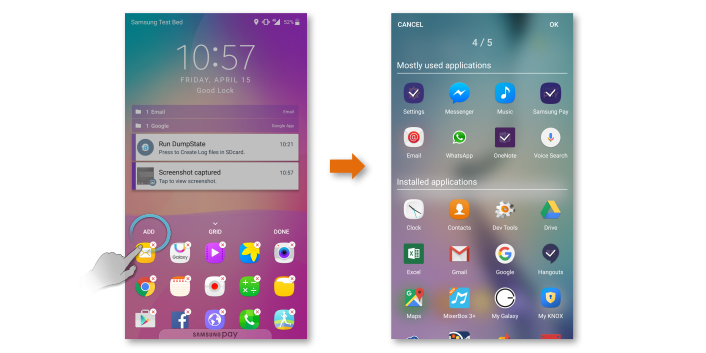 Good Lock: Customize the Way You Use Your Galaxy Smartphone