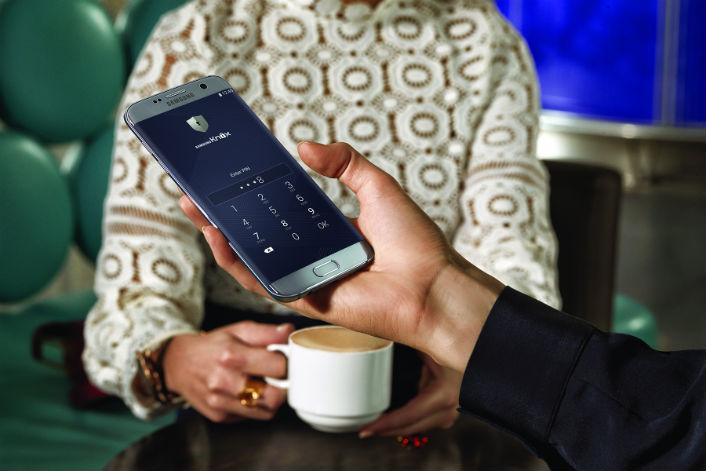 Samsung KNOX_Galaxy S7 edge