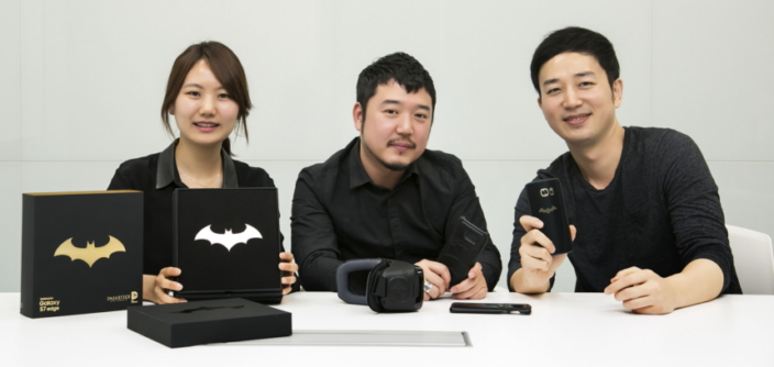 [Interview] What Went into Designing the Galaxy S7 edge Injustice Edition?