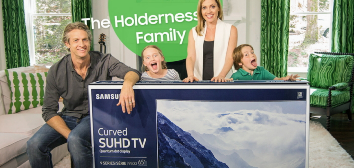 Our First Experience with the SUHD Quantum Dot TV in Our Home