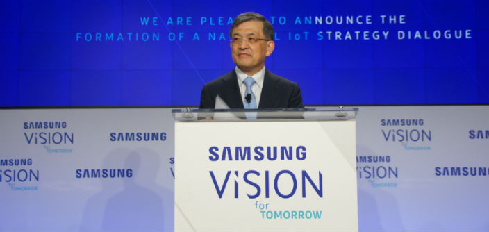Samsung Shows Dedication to IoT with $1.2 Billion Investment and R&D – Samsung Global Newsroom