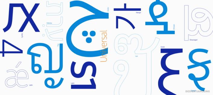 SamsungOne Typeface_Main_7