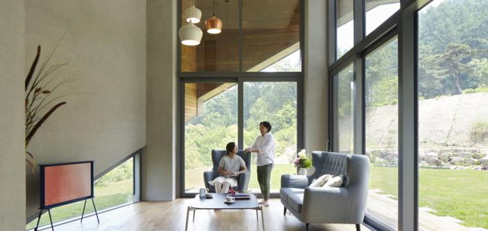 People Who Love Serif TV 1: Architects Jeunghye Park and Kyuho Choi