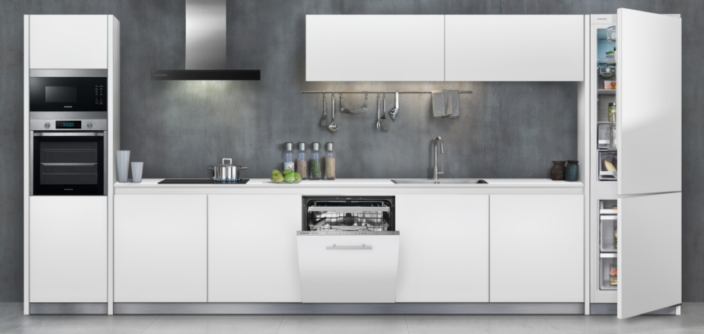Samsung Unveils Built-in Appliance Range for Modern European Homes