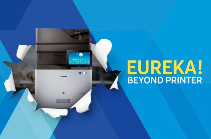 Samsung Printing Solutions Launches Smart UX Center Online Event_Main_705