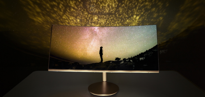 Samsung Electronics Reveals Game-changing Quantum Dot Curved Monitors