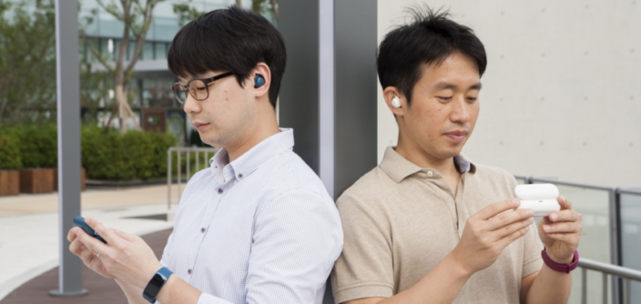 [Interview] How Gear IconX Was Designed for Perfect Freedom