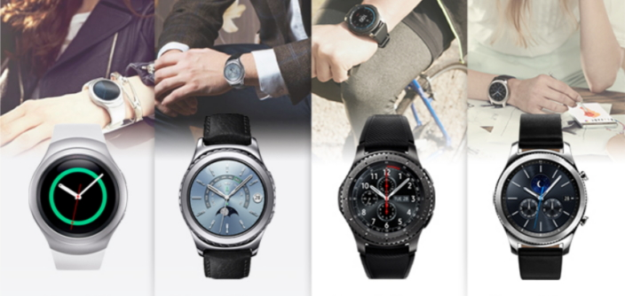 [Infographic] Gear S3 Completes the Samsung Gear S Collection