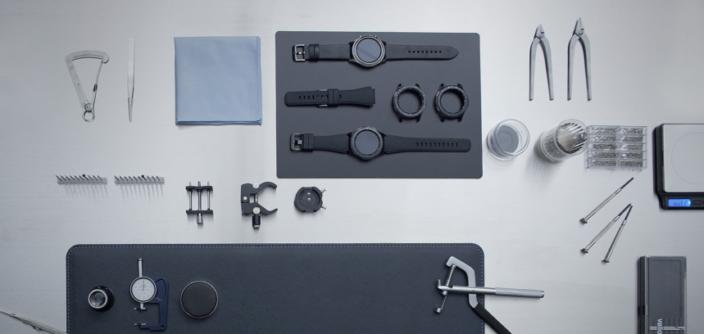 [Design Story] A True SmartWatch, Gear S3