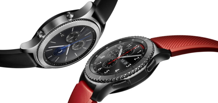 Samsung Expands Smartwatch Portfolio with Gear S3