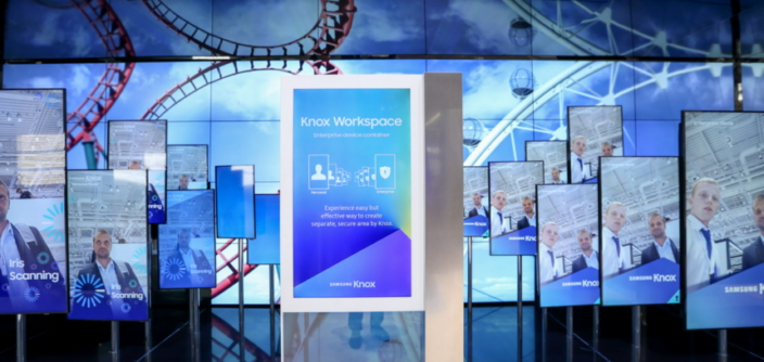 Samsung Knox Booth Takes IFA 2016 Attendees on a Ride Through Mobile Security – Samsung Global ...