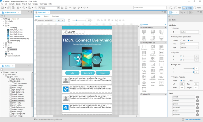Tizen Studio_Main_3