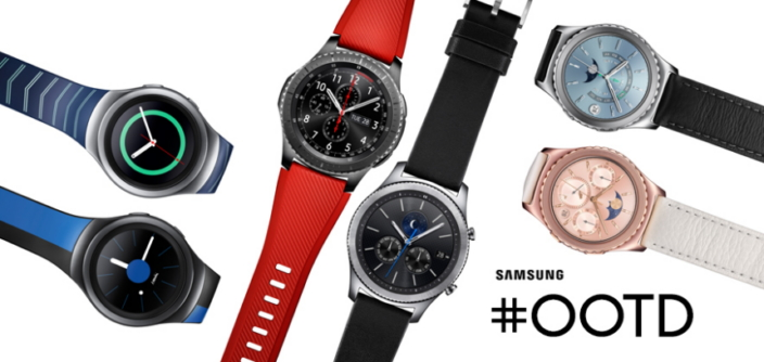 [Infographic] #OOTD: Upgrade Your F/W Wardrobe with Gear S3 and Gear S2