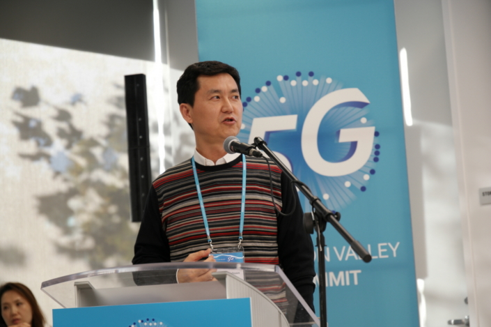 "Paul Kyungwhoon Cheun, Executive Vice President, Head of the Next Generation Communications Business Team at Samsung Electronics, noted in the summit's closing comments, ""The collective intelligence we have seen today is the result of interaction between various industry segments, and I am confident that this will act as a catalyst in transforming 5G from vision to reality."""
