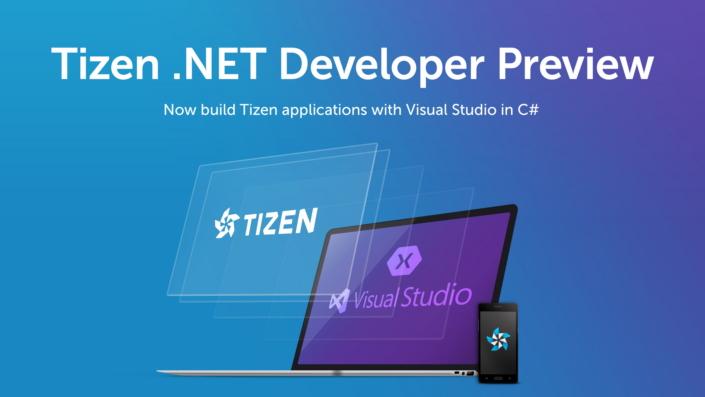 Tizen Microsoft NET Community_Main_1