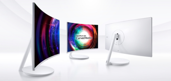 Samsung to Introduce New Quantum Dot Curved Monitor at CES 2017 – Samsung Global Newsroom