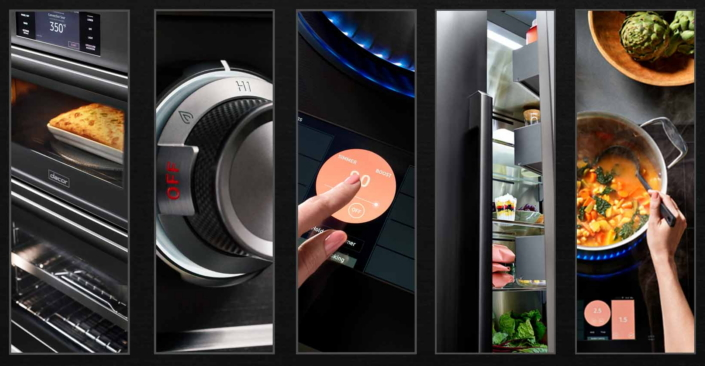 Dacor Introduces The Modernist Collection Of Luxury Liances Samsung Global Newsroom