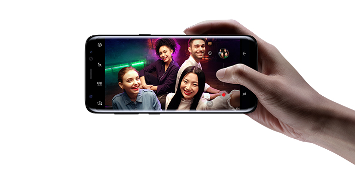 The 8MP F1.7 Smart Autofocus Front Camera Has Also Been Improved From The  5MP F1.7 Front Camera Of The Galaxy S7. Until Now, The Front Camera, Which  Is Most ...