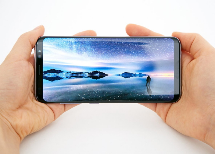 [In-Depth Look] See More, Do More: The Galaxy S8 Infinity ...