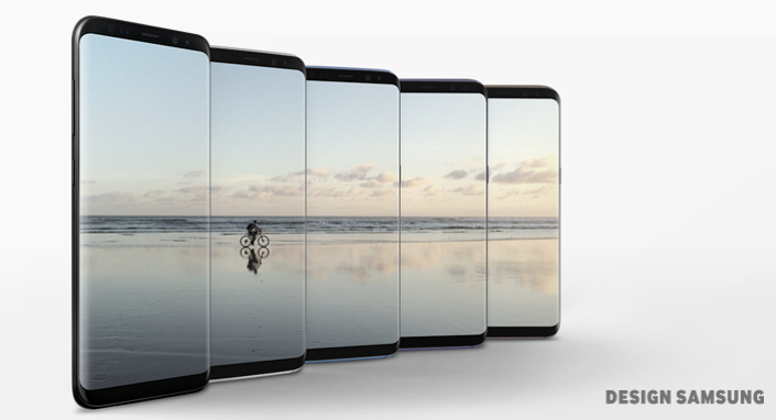 Design Story] ONE AS A WHOLE, Galaxy S8 Design Story – Samsung ...