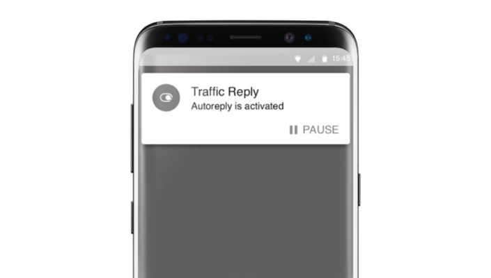 Samsung Creates In-Traffic Reply App to Prevent Distracted