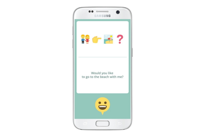 Samsung Wemogee: A New Communication Tool for People with