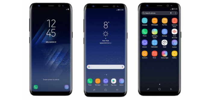 ux experience s8