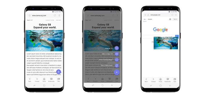 Tips to Unlock the Many Extensions of the All-New Samsung Internet