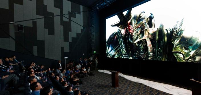 Inside Look Samsung S Cinema Led Screen A Next